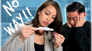 First LIVE Pregnancy Test After A Miscarriage. SEE THE RESULTS!!