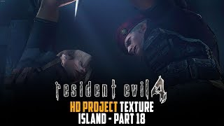 Resident Evil 4 HD Project Island Texture Professional Krauser - Part 18