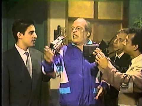 Cayito Aponte imita a Carlos Andrés Pérez. Radio Rochela