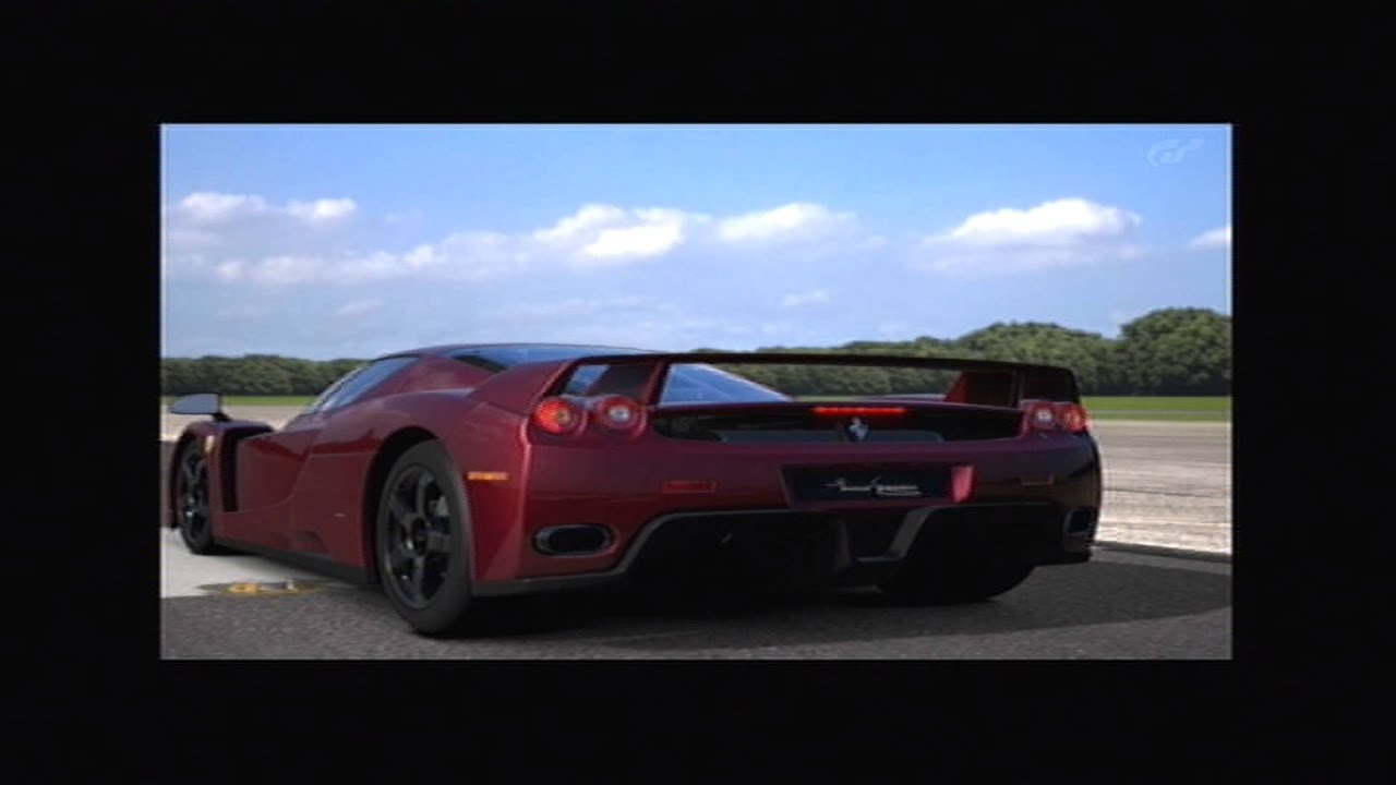 Enzo Ferrari Vs Lamborghini Murcielago Lp 670 Sv On Top Gear Track Mp4 Youtube