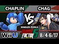 Smash Factor 6 Smash 4 CS Wonf Bayonetta Vs LFG Chaplin Megaman Smash Wii U mp3
