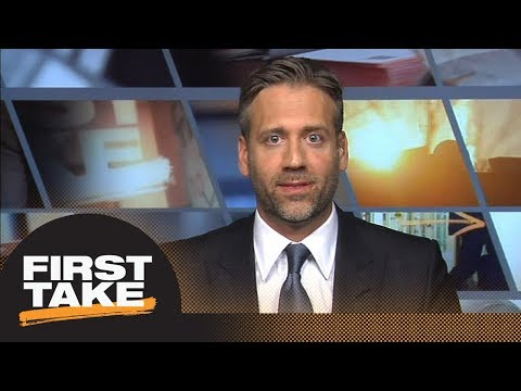 Max: Pelicans will upset Warriors without Steph Curry in NBA playoff series | First Take | ESPN