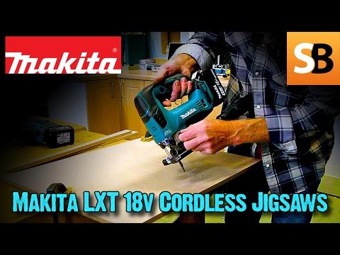 Makita 18v Cordless Brushless LXT Jigsaw Review