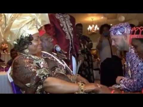 The Best Nigerian Interracial Wedding Ever