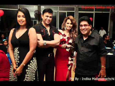 Menaka Peris Birthday Hot Party video