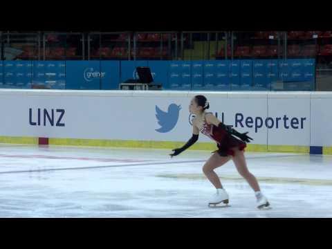 2015 ISU Jr. Grand Prix - Ladies Free Skate Wakaba HIGUCHI JPN