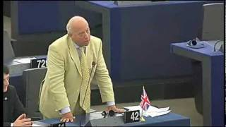 Debt Crisis was Created by Politicians and Central Bankers - Godfrey Bloom MEP