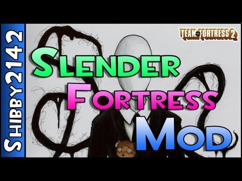 TF2 - WTF IS SLENDER FORTRESS? (Team Fortress 2 Mod)