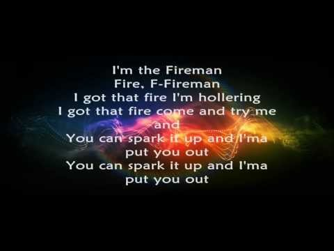 Lil Wayne - Fireman ( Lyrics Hd ) video