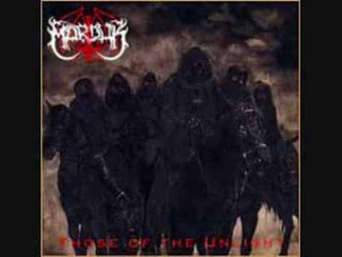 Marduk - Burn My Coffin