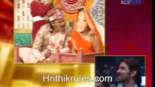 Download video Jodhaa Akbar at iifa 2009