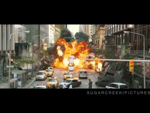 MARVEL Avengers Trailer:AMAZING