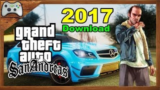 Saiu! Como baixar e instalar GTA San Andreas android 2017 atualizado Download