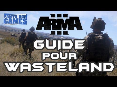 Arma 3 : Wasteland - Présentation par Fanta