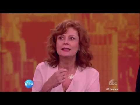 Susan Sarandon On Whom She's Willing to Date