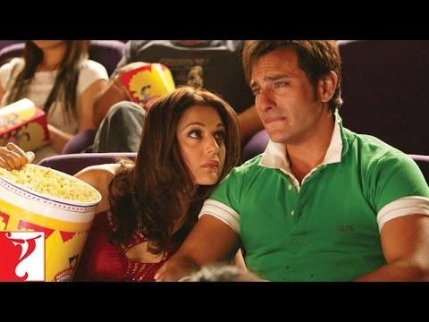 My Dil Goes Mmmm -  Song Promo  -  Salaam Namaste