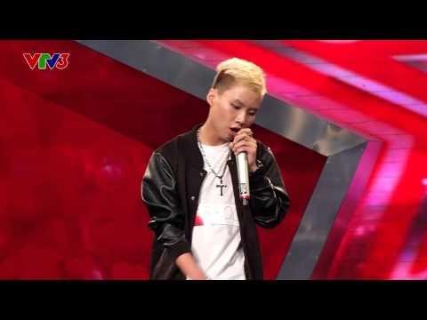 Vietnams Got Talent 2014 TẬP 07 Hát đi vòng vòng Không Cần Thêm Một Ai Nữa Nguyễn Minh Đức