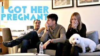 Pregnancy Prank On My Parents!