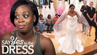 City Girl Wants A Country Dress For Her Wedding! | Say Yes To The Dress Atlanta
