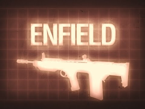 Enfield - Black Ops Multiplayer Weapon Guide