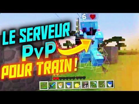 1v34 Abonnés! LE SERVEUR PvP Pour M'AFFRONTER ! Minecraft