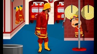 The Magic Job Box | Fireman | 7minutes