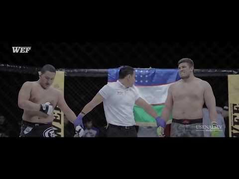 Мурад Хантураев нокаутировал киргиза