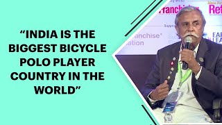 India is the biggest bicycle polo