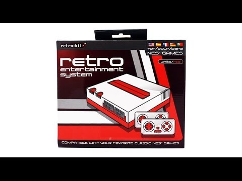Attack of the Famiclones HD - Retro Entertainment System Review