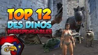 [TUTO ARK PC XBOX PS4] #18 Les dinos INDISPENSABLES !