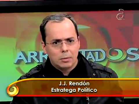 JJ Rendon analiza la situación de Chávez   AméricaTevé