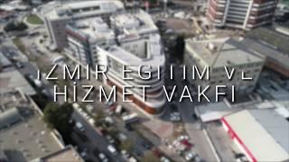 İzmir Eğitim ve Hizmet Vakfı / Çınar Aerial Çekim
