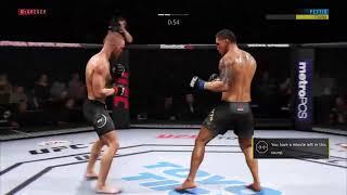 [Top100] EA Sports UFC 3 [Ranked Championship] - Elite Taekwondo & BJJ