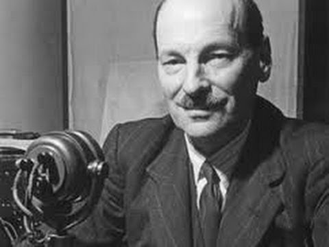 Clement Attlee youtube