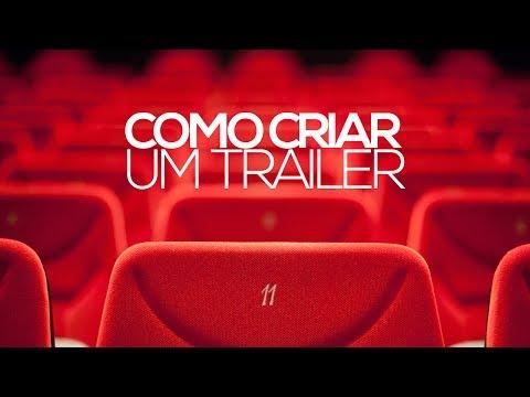 Tutorial Sony Vegas: Como criar um TRAILER de apresentação do canal thumbnail