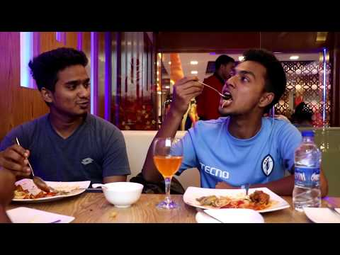 Cafe Rio, Best Lunch Buffet in Dhaka? 40 Items Buffet at 500 Taka in Dhanmondi, EatnReview Episode 3