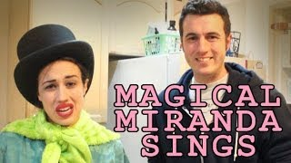 Magic with Miranda Sings