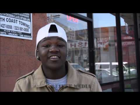 REFUSE MEDIA X  LIL CADI PGE + MAILBOX MONEY FREESTYLE (Los Angeles, CA)