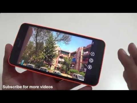 Microsoft Lumia 640 XL Camera Review - Features, Interface and Sample Images