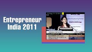 Entrepreneur India 2011