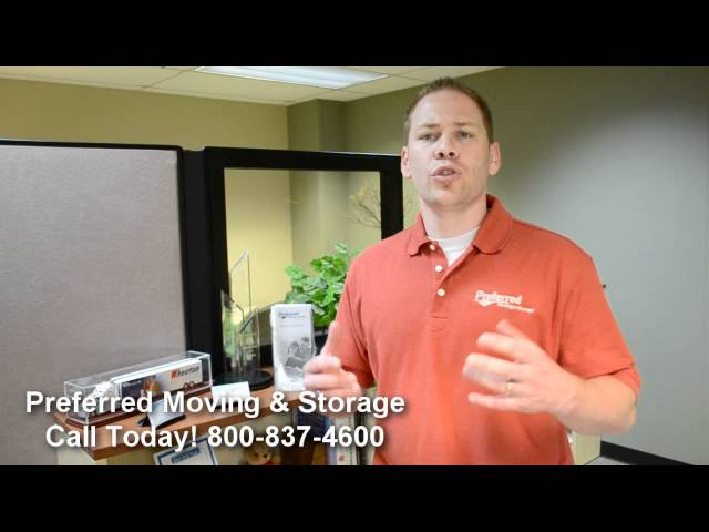 Michigan Mover Preferred Moving & Storage an Agent for Wheaton Van Lines