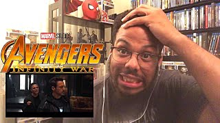 Avengers Infinity War Movie Clip - Who is Thanos - Reaction!