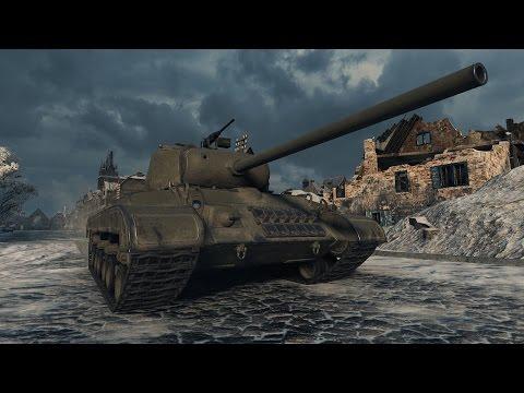 "World of Tanks США - Американский СТ ""Т25 Пилот"" - марафон"