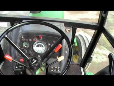 John Deere 3130 Classic Tractor