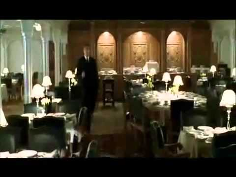 Titanic 1997. Deleted Scene. Jack And Lovejoy Fights In The Floating Dining Room. video