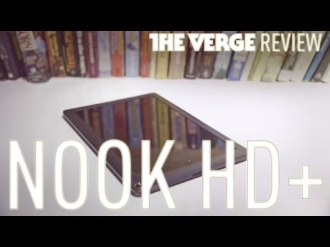 Barnes & Noble Nook HD+ Review