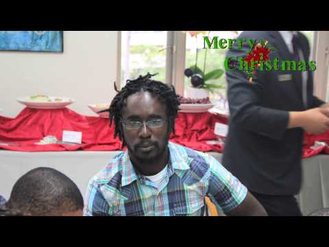 ST Kitts and Nevis Citizens in Taiwan Christmas Luncheon 2014
