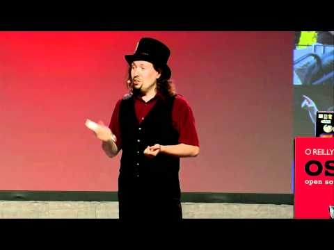 "OSCON 2011:  Paul Fenwick, ""All Your Brains Suck - Known Bugs And Exploits In Wetware"""