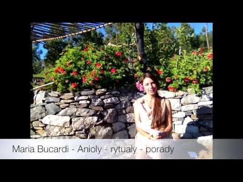 1 z 3 Anioły Istoty światła kontakt z Aniołem Stróżem TAG X pytań do Marii Bucardi rytualistki