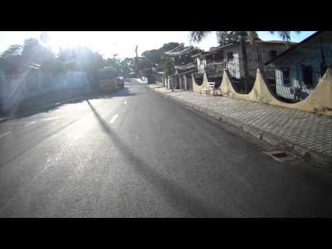 Mi barrio Caracolas en la ciudad  de Malabo  de Guinea Equatorial
